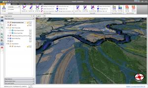 Overbank-Flow-Floodplain-Map-3D